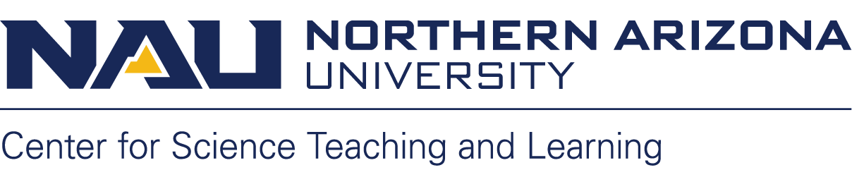 NAU Center for Science Teaching and Learning logo