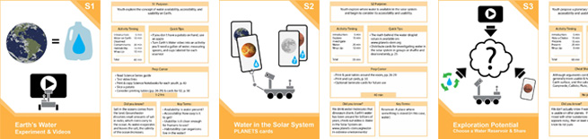 Water in Extreme Environments Back Pocket Activity Essentials thumbnail slide 1
