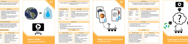 Water in Extreme Environments Back Pocket Activity Essentials thumbnail slide 2