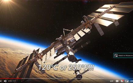 Extreme Temperatures in Space