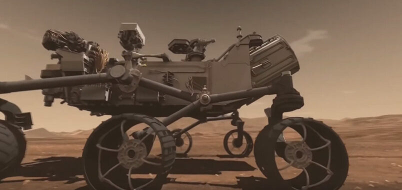 Robots and Space Hazards